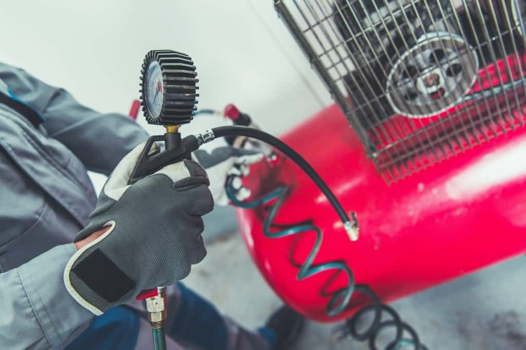 Best Air Compressor for Painting Cars
