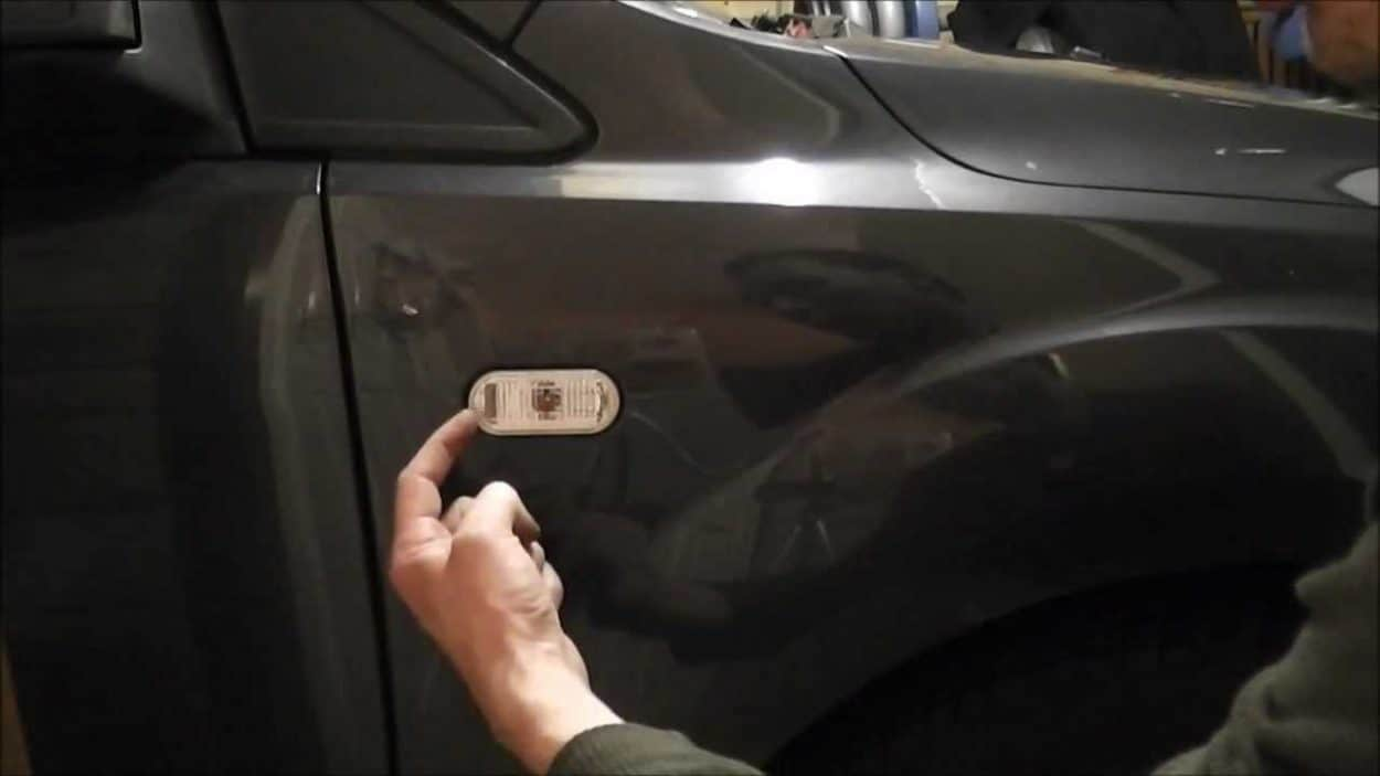Nearside Side Repeater Not Working