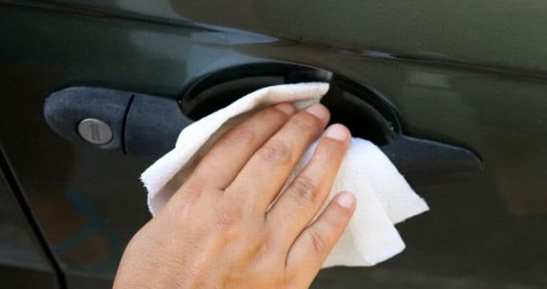 how to fix a car door handle that won't open from the outside