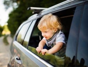 how to fix a car window that won't stay up