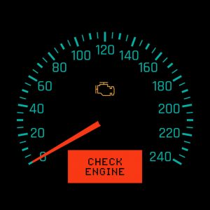 Check Engine Light On What's the meaning