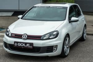 how much can a gti tow