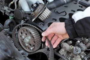 how much to change timing belt