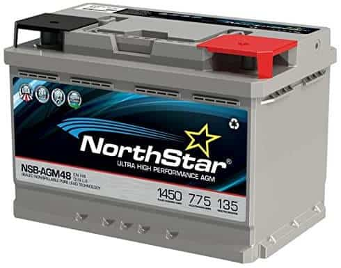 NORTHSTAR Pure Lead Automotive Group 48