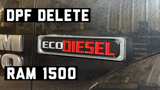 Available options for deleting 3.0L Ecodiesel