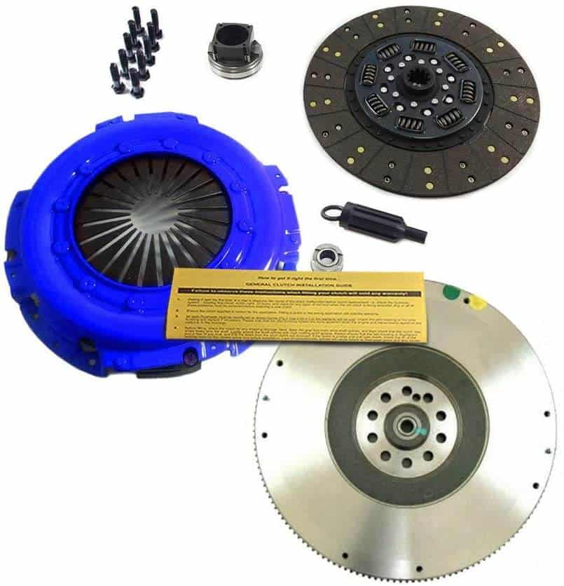 EFT Stage 2 Clutch Kit and Flywheel