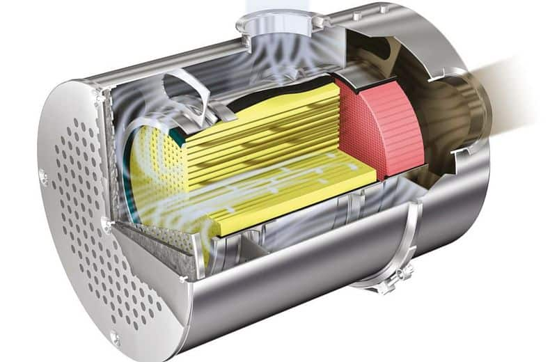 How to maintain a diesel particulate filter