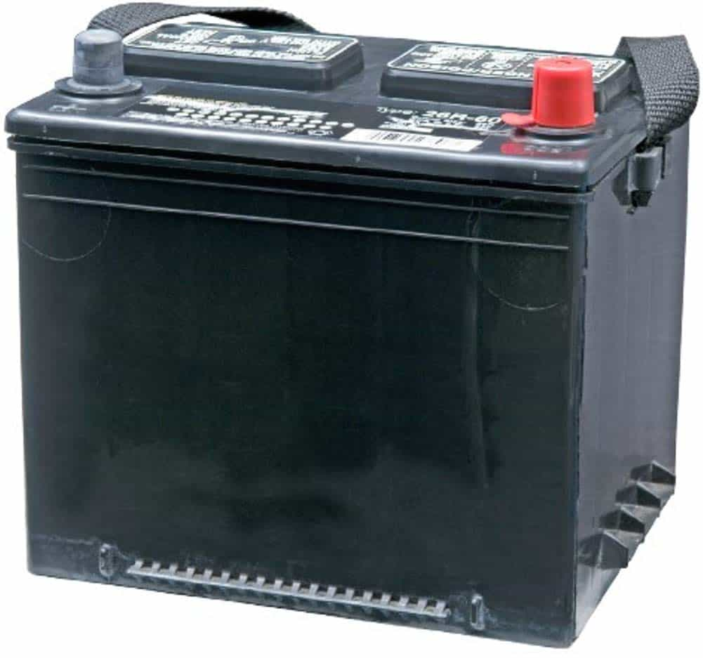 Types of truck batteries