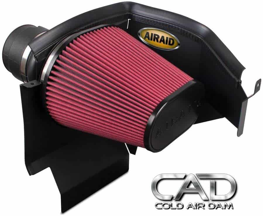 best cold air intake for 5.7 hemi charger