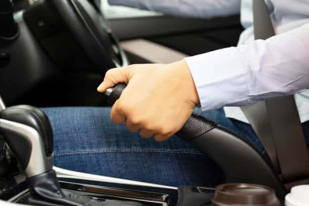 How to release car handbrake in case of any problems